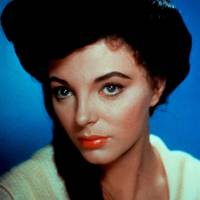 1955: The year in which she acted in The Virgin Queen and The Girl in the Red Velvet Swing