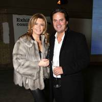 Oliver Wheeler and Tina Hobley