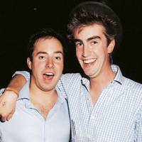 Jamie Murray Wells and Tom Faber