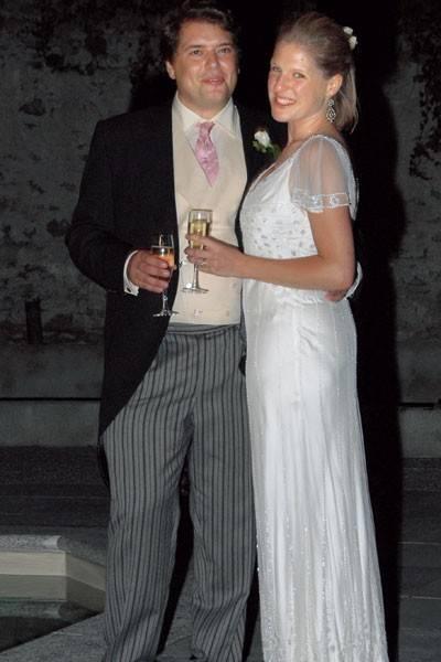 Edward Guinness and Nancy Cadogan