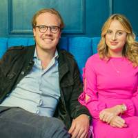 Phineas Page and Rosie Fortescue