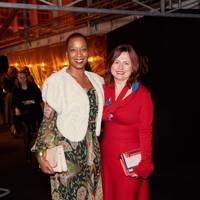 Gaylene Gould and Clare Stewart