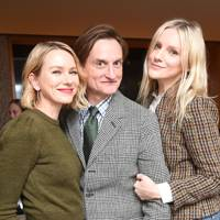 Naomi Watts, Hamish Bowles and Laura Brown