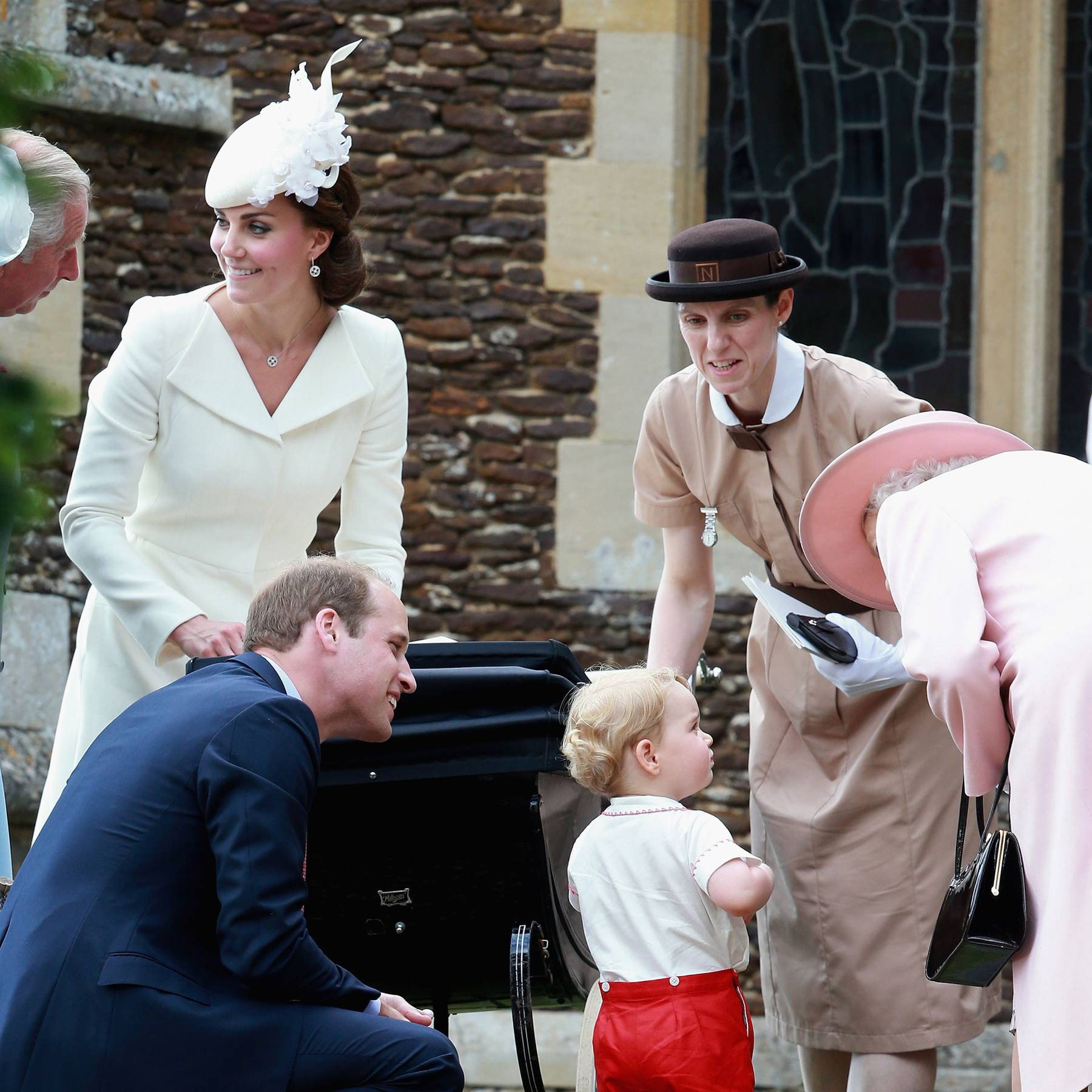 This is how a Norland Nanny keeps royal children well-behaved