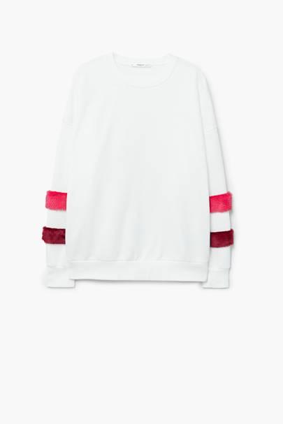 Mango sweatshirt