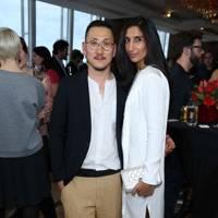 Eudon Choi and Noreen Goodwin