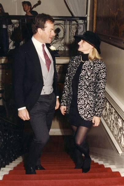 Charles Newitt and Mrs Charles Newitt
