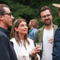 Erik Torstensson, Natalie Massenet and Dan Rookwood