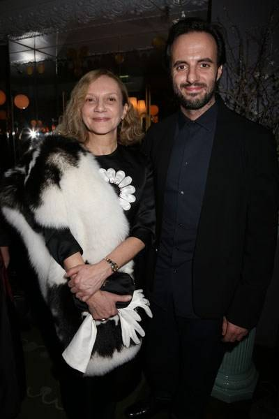 Nicoletta Santoro and José Neves