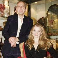 Mark Farley and Natalie Dormer