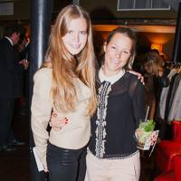 Katie Readman and Davina Harbord
