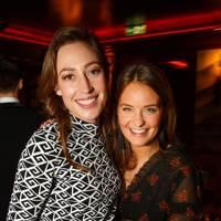 Lady Tatiana Mountbatten and Lara Arnott