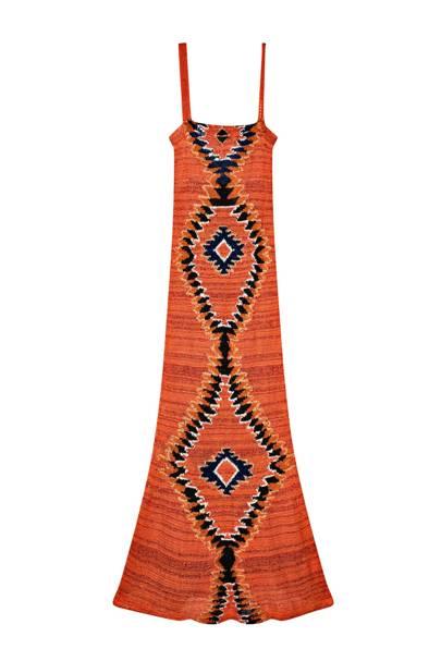 Linen, silk & cotton dress, £99 by Ralph Lauren