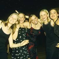 Tania Perkins, Anna Wansbrough-Jones, Susie Holloway, Jenny Philips and Hannah Long