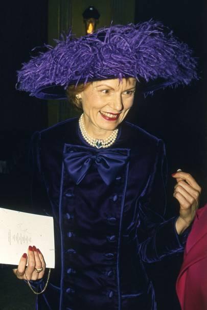 The Hon Mrs Anthony Montagu