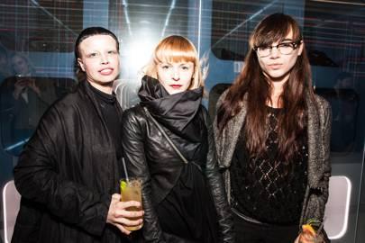 Paulina Otylie, Surys Tasha and Blessing Maria Maneta