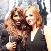 Sinitta and Natalie Goldstein