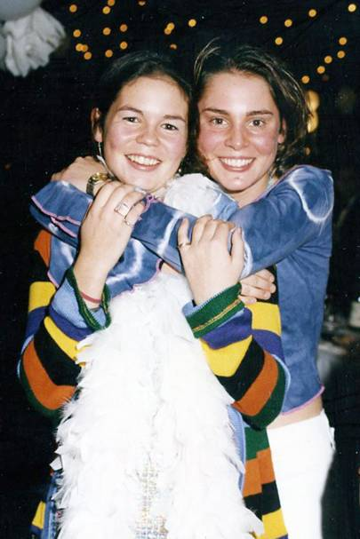 Christina MacEchern and Tanya MacEchern