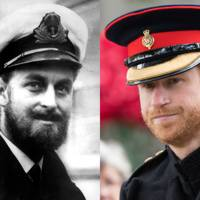Philip 1945, Harry 2016