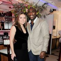 Fiona and Sol Campbell
