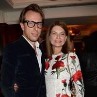 Erik Torstensson and Natalie Massenet