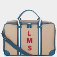 Canvas bespoke bag