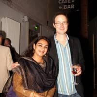 Himani Dehlvi and Tom Piper