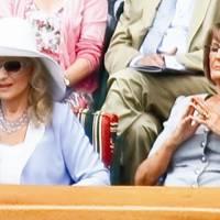 Princess Michael of Kent and Lady Annabel Goldsmith