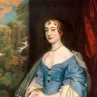 Barbara Villiers, circa 1660s - Charles II