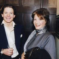Guy Hindley and Lady Ashcombe
