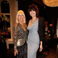 Virginia Bates and Daisy Lowe