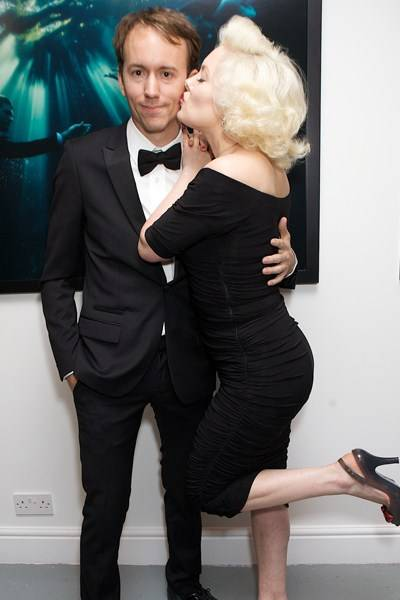 Tyler Shields and Suzie Kennedy