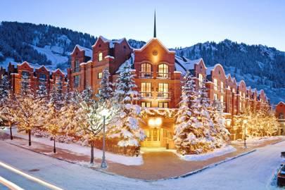 St Regis Aspen hotel