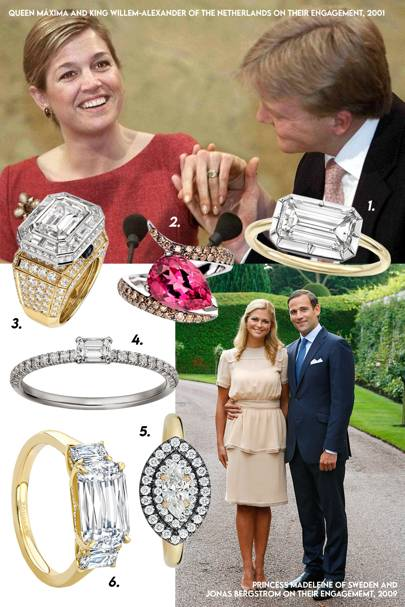 Queen Maxima of the Netherlands – East/West setting