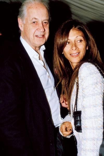 John Standing and Christa D'Souza