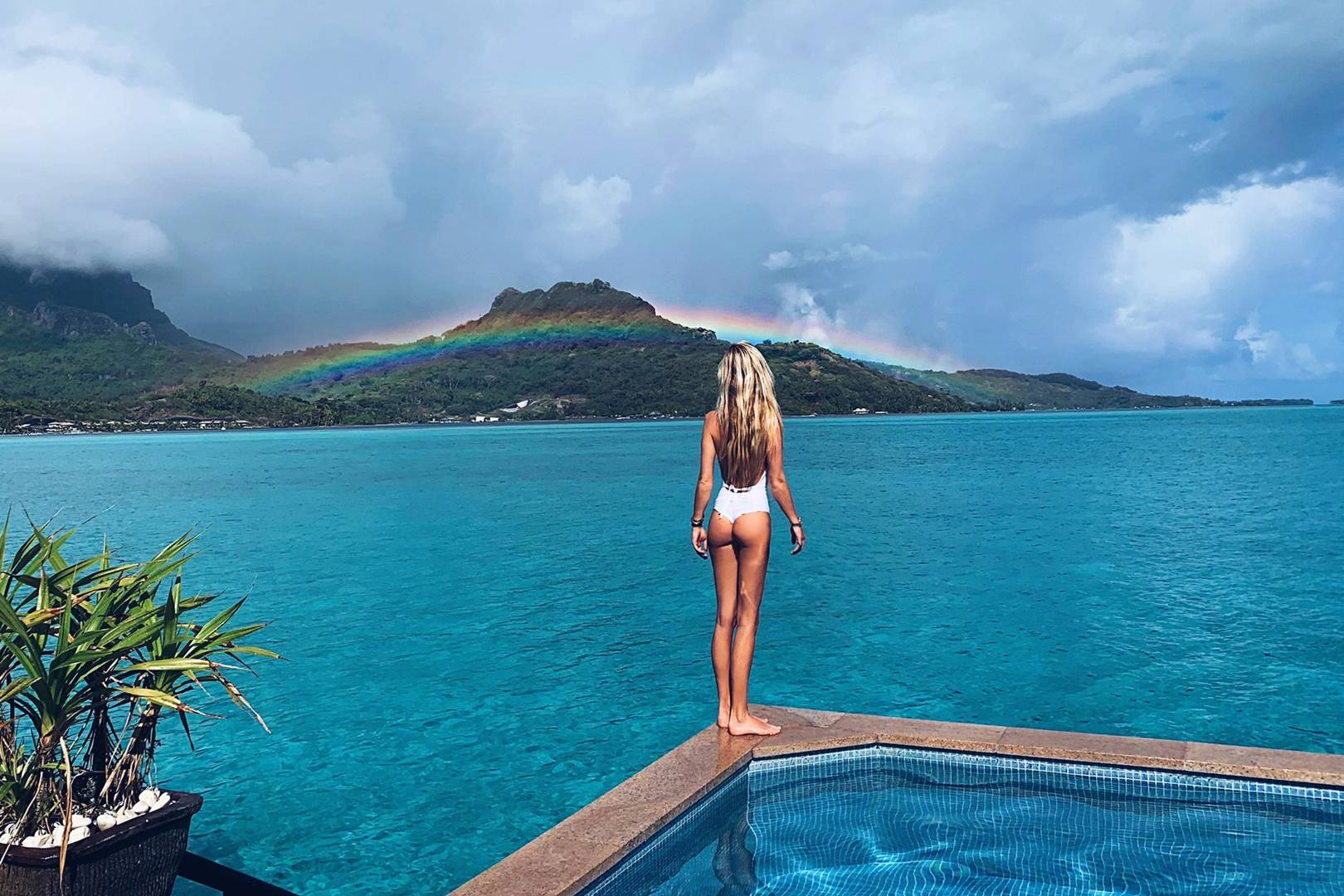 Eleanor Wellesley on why Bora Bora is a faraway paradise worth travelling for
