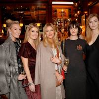 Olivia Buckingham, Lady Kitty Spencer, Laura Whitmore, Sam Rollinson and Eve Delf