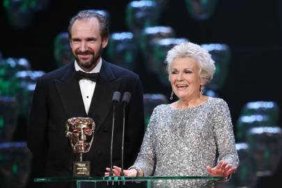 Ralph Fiennes and Julie Walters