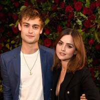 Douglas Booth and Jenna Coleman