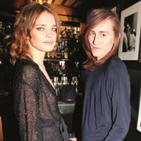 Natalia Vodianova and Thomas Tait