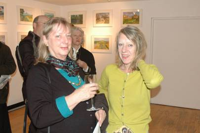 Bryony Edmunds and Celia Lyttleton