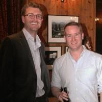 Adam Shergold and Hew Harrow