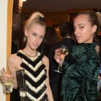 Mary Charteris and Phoebe Collings-James