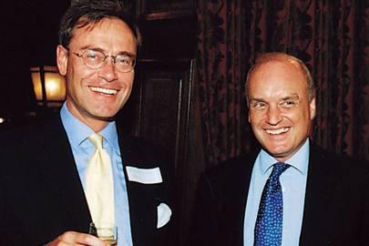 Barnaby Lenon and Nicholas Coleridge