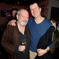 Terry Gilliam and Anthony Gormley