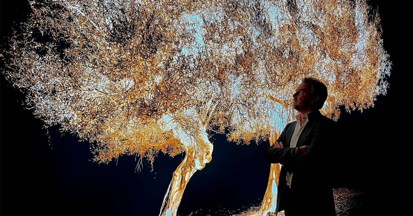 Prince Nikolaos of Greece on bringing the connectivity of nature to the London Design Biennale