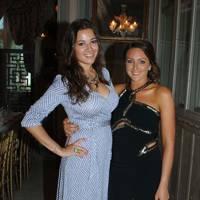 Hannah Young and Natasha Corrett