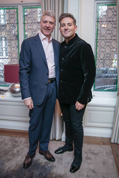 Ahmet Erentok and Richard Dennen