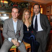 Alexander Gilkes, Martha Ward and Patrick Grant