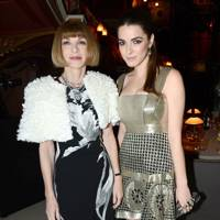 Anna Wintour and Bee Schaffer